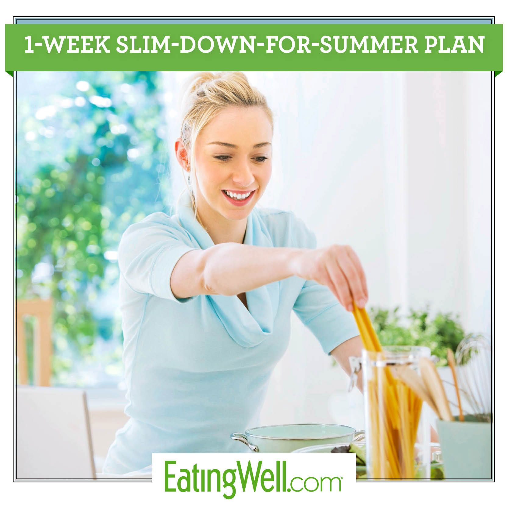 Eating plan to lose weight in 7 days