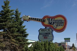 Museum Club Route 66 Flagstaff AZ | by Al_HikesAZ