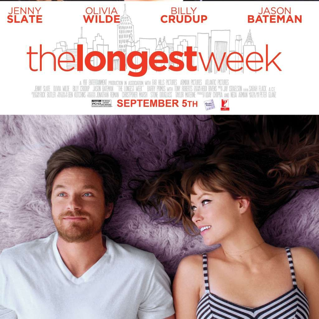 The Longest Week Movie Quotes