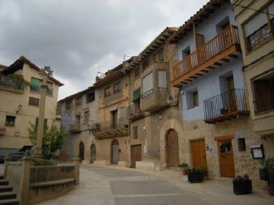 Ráfales (Teruel) | Arte en vivo, España, Paisajes