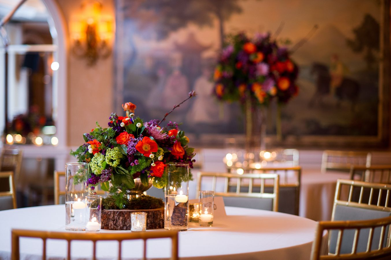 If color is your thing, this wedding is for you. If color is not your thing, prepare to have your mind changed by Branching Out Floral & Event Design. This wedding, captured beautifully by Amy Herfurth Photography, is a stunning display