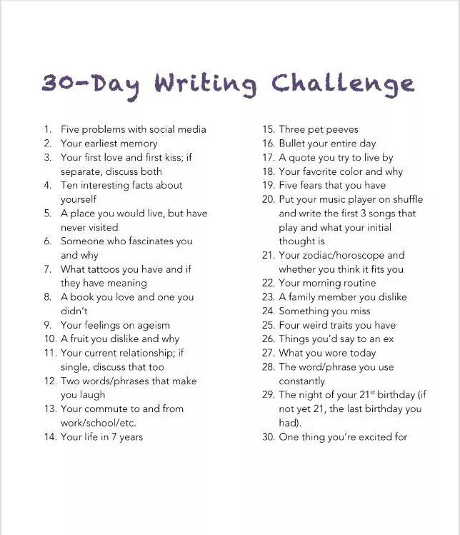 30 Day Writing Challenge, Day 9; My Feelings On Ag