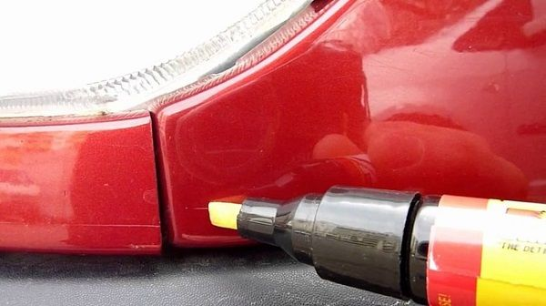 Thực hư loại bút kỳ diệu có thể xóa vết xước trên ô tô - Tpauto.com.vn