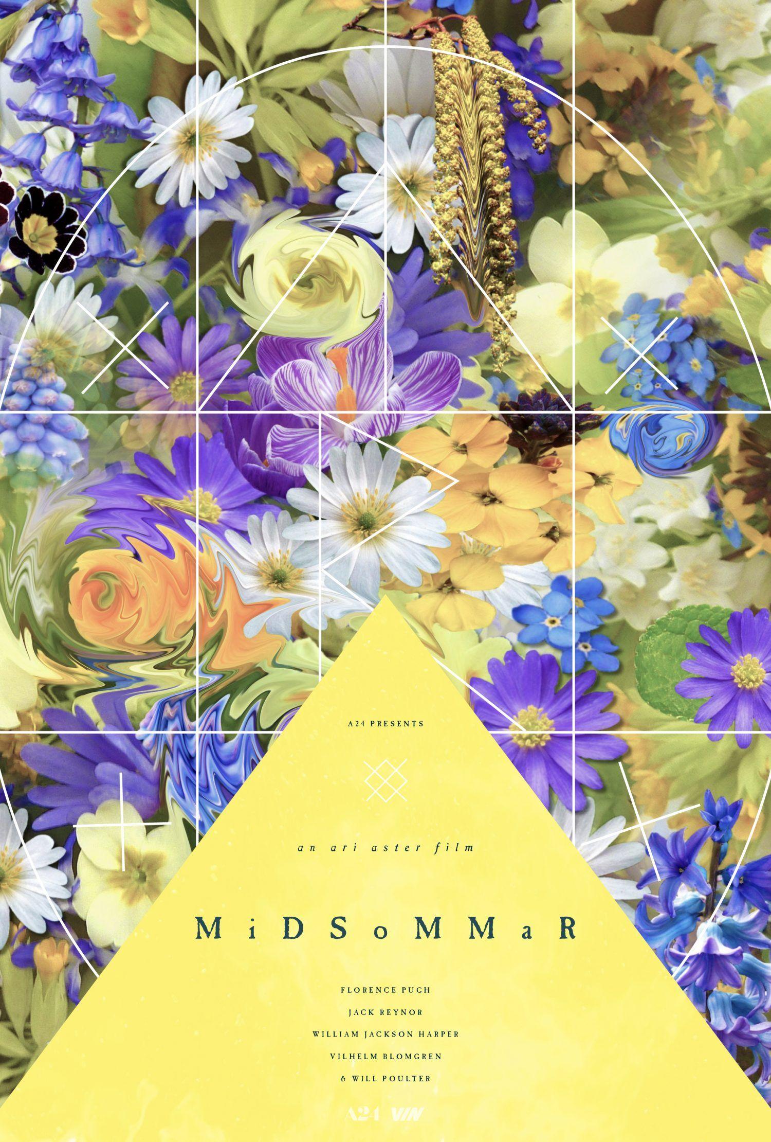 Midsommar 2019 1500 X 2220 Movie Poster Art Poster Art Art W