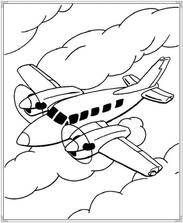#1001 Hình tranh tô màu cho bé trai bé gái tập tô màu từ 1