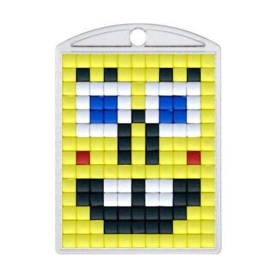 Medaillon - Patroon spongebob