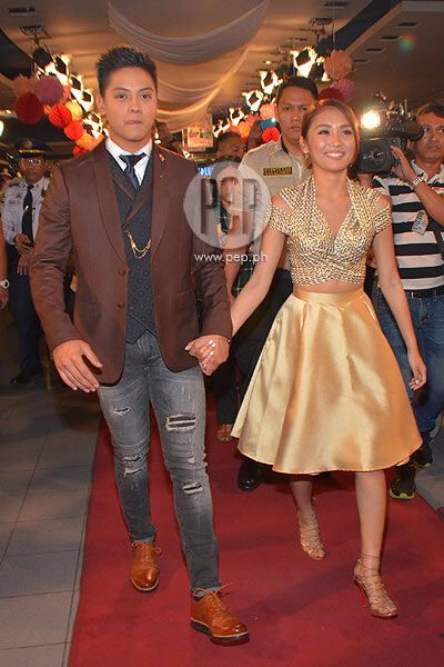 Queen and King Popoy and Basha Padilla and Bernardo Also, the 10th ...