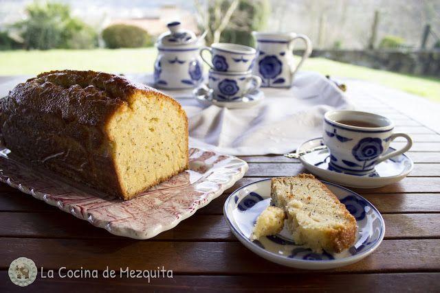La Cocina De Mezquita Pan De Limón Recetas De Comida Pan De Dulce