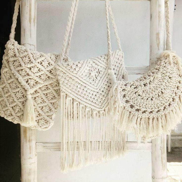 Photo of #macramebags #handbag #bohobags #bohostyle #handcrafted –
