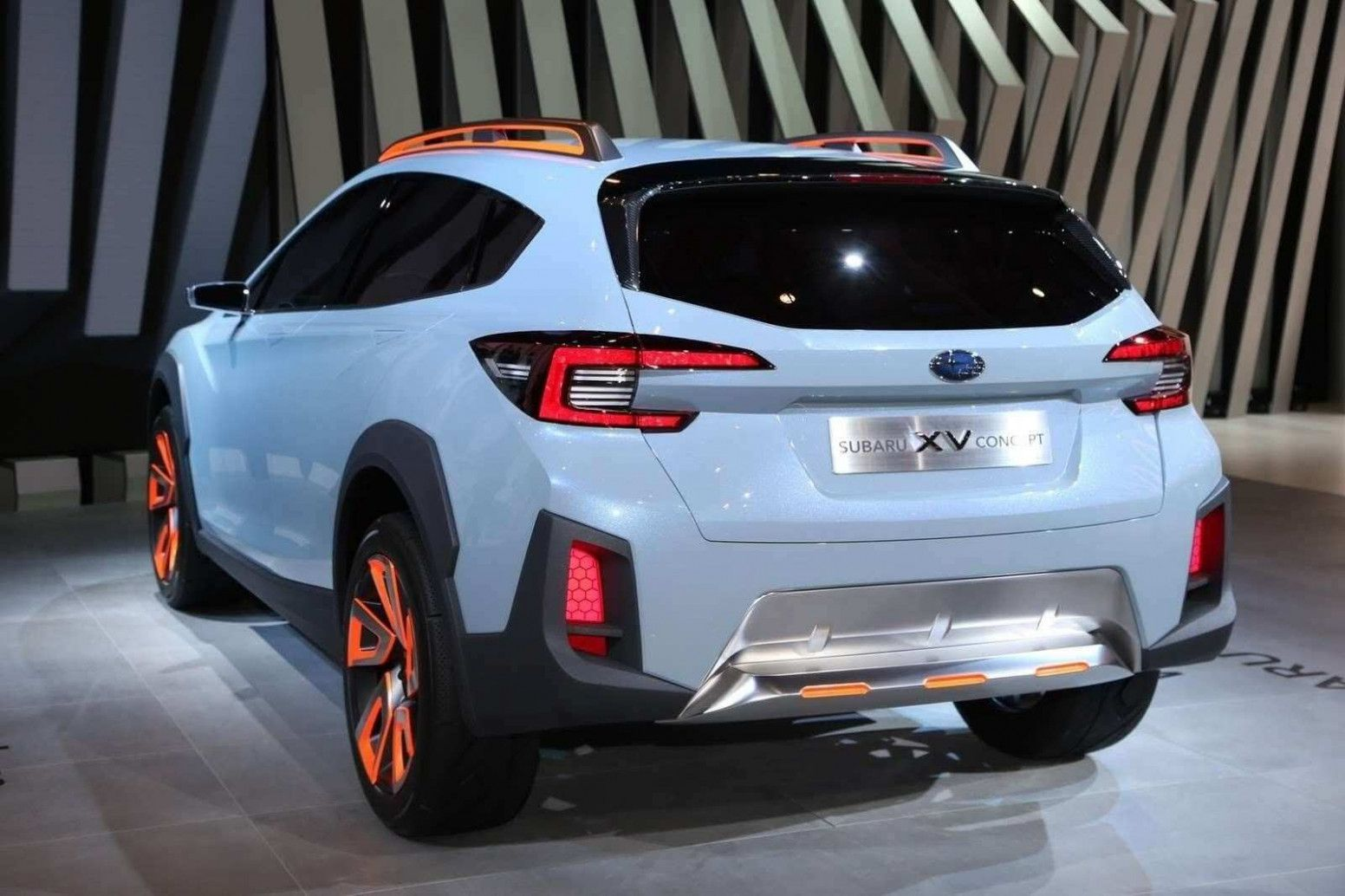 2020 Subaru Crosstrek Hybridand Engine