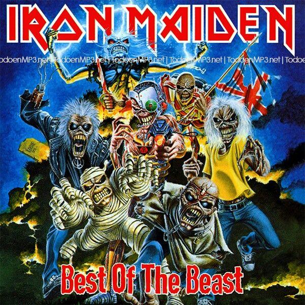 Iron Maiden Best of the Beast