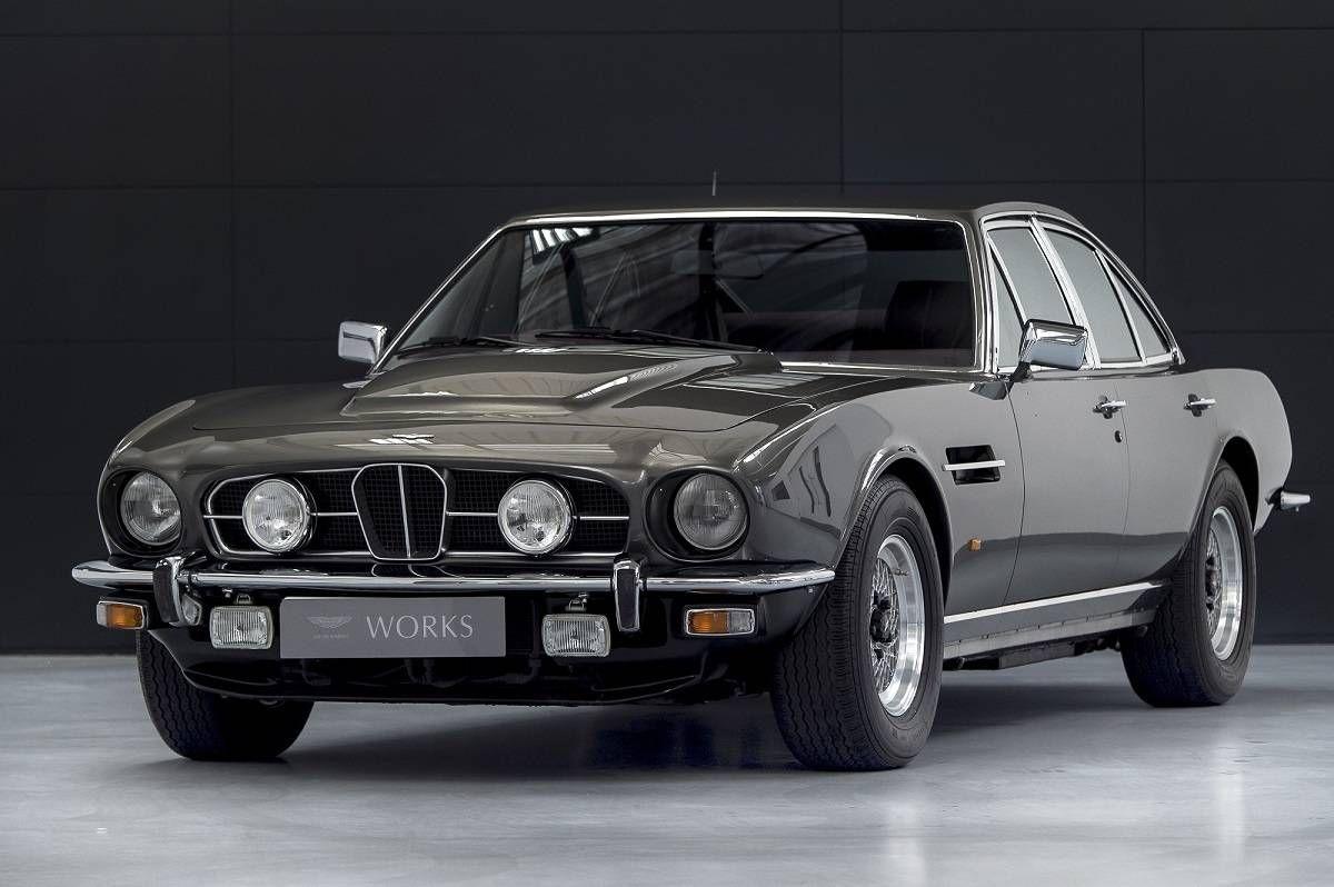Aston Martin V8 Lagonda | Aston martin | Pinterest | Aston martin v8 ...