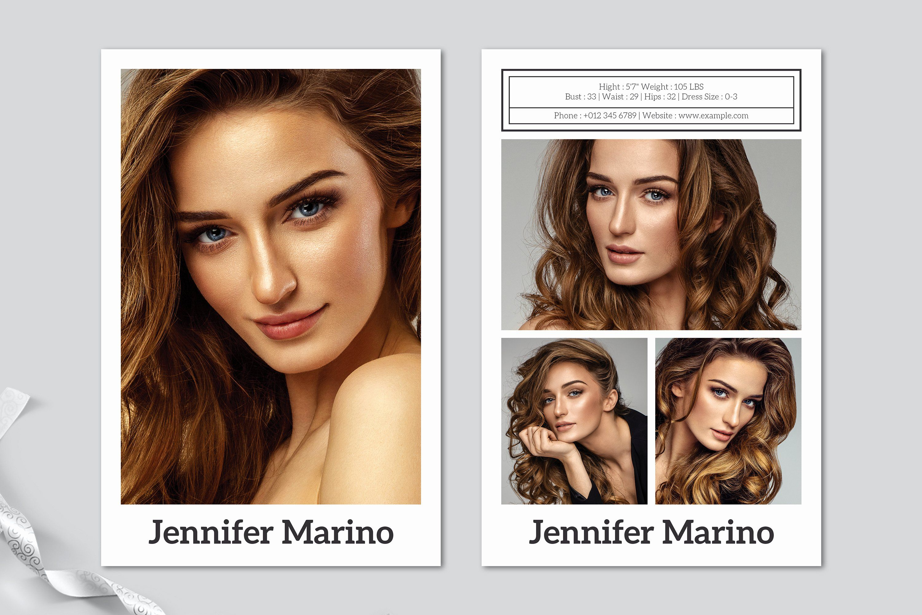 Comp Card Template Free Elegant Model P Card Template Model Comp Card Card Templates Free Card Model