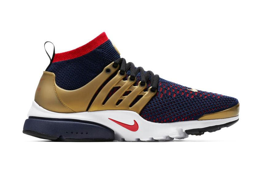 Nike s Air Presto Ultra Flyknit Aims to Take Home the Gold Medal ... 9d728b1a8e