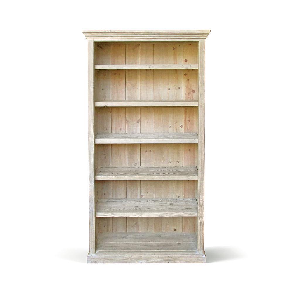 Palisades Bookcase Bookcase Farmhouse Bookcases Open Bookcase