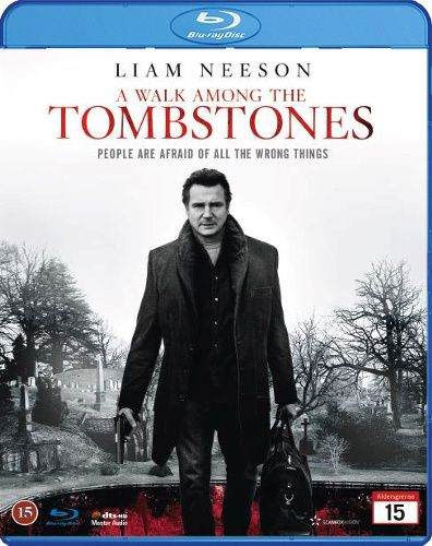 A Walk Among The Tombstones (Blu-ray) (Blu-ray)