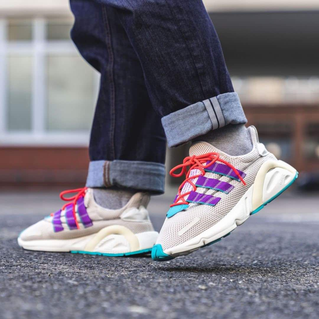 online for sale sale uk dirt cheap Adidas Lxcon Beige / Multicolor | Adidas, Adidas sneakers ...
