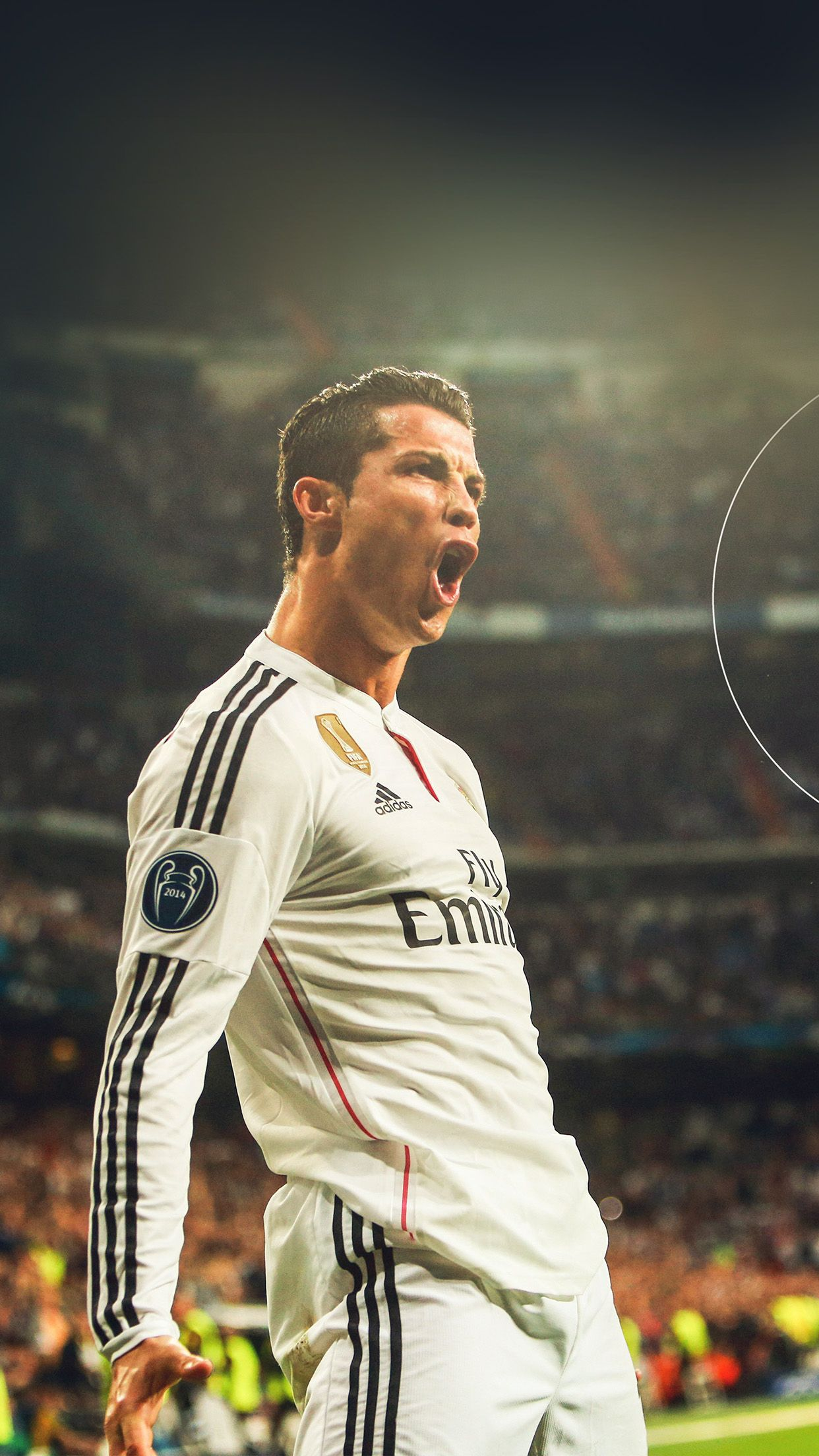 """Cristiano Ronaldo Wallpaper For Your Mobile """"¹ Download For Free This Wallpaper Https Www Wal Real Madrid Wallpapers Madrid Wallpaper Ronaldo Real Madrid"""