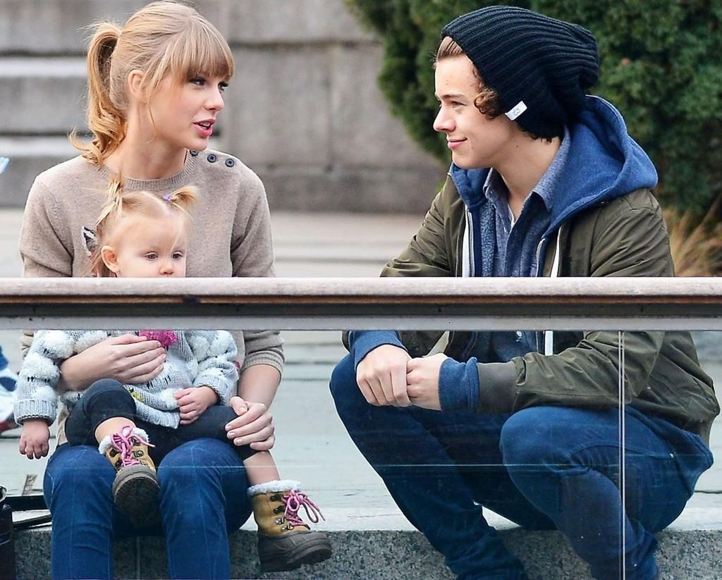 harry styles and taylor swift dating timeline