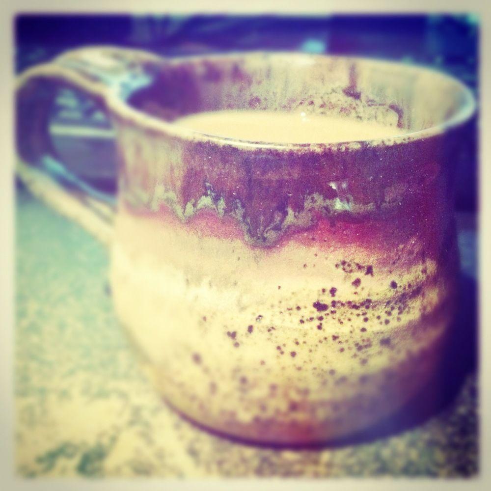 earthy mug photo by laura mazurek