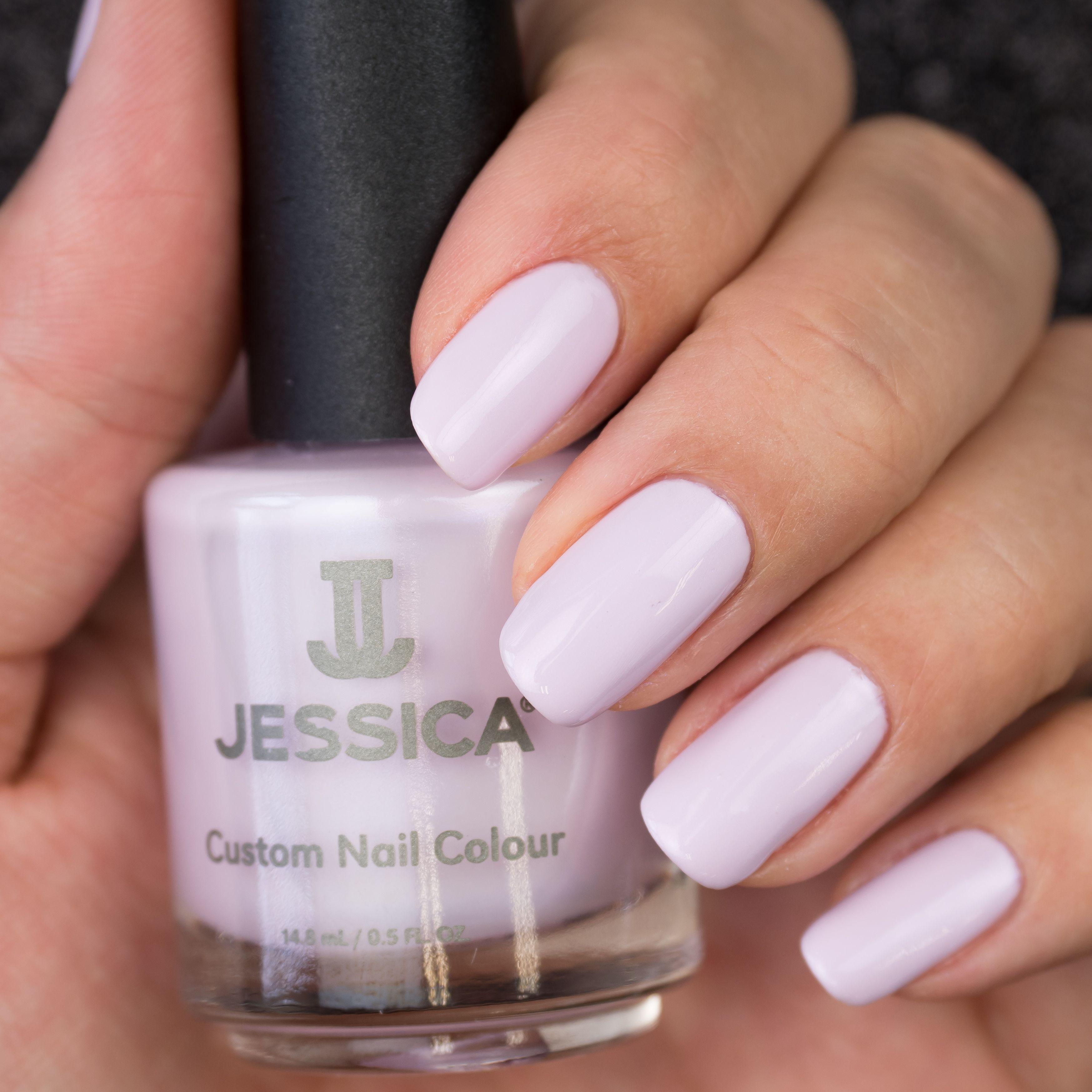 Lavender Lush - La Vie En Rose | Nails | Pinterest | LUSH, Jessica ...