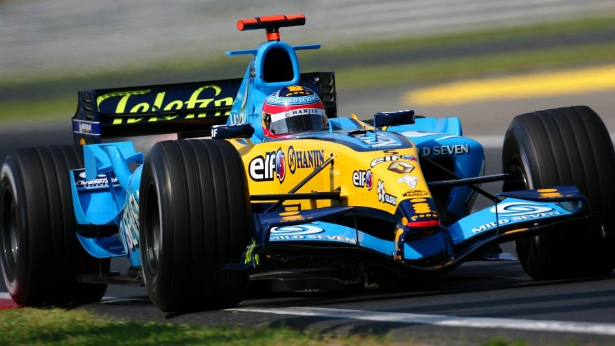 Fernando Alonso Renault Hd Wallpaper Download Hd Wallpaper