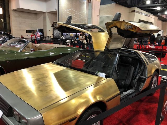 This Past Weekend We Took A Trip To Philly To Check Out The - Philadelphia convention center car show