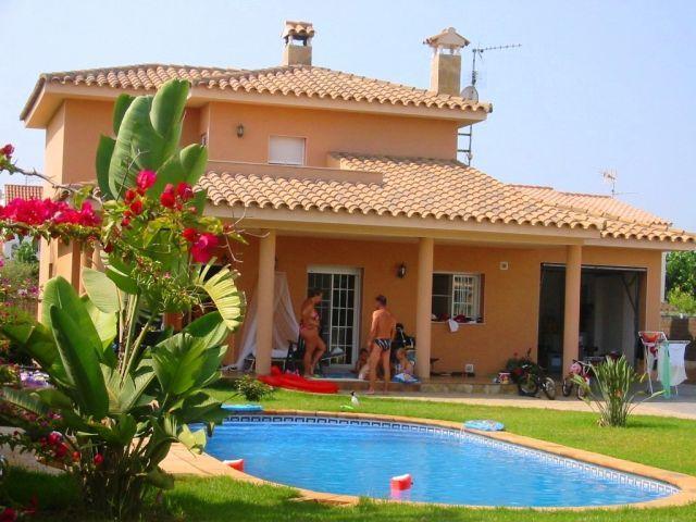 TOP Holidaycheck Empfehlung, Traumvilla Javi für 2 Familien Villa