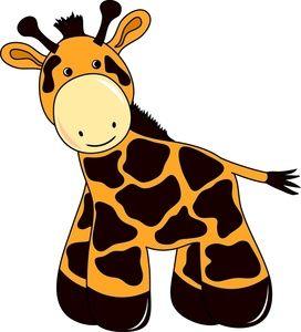 free baby animal clip art giraffe clip art images giraffe stock rh pinterest com baby animals clip art for baby showers baby animals clipart free