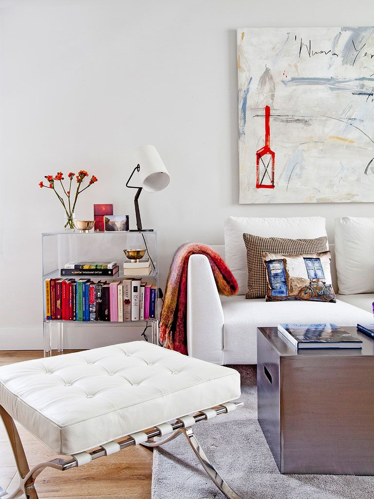 A ghost buster by kartell, just beautiful, I need to add this ...