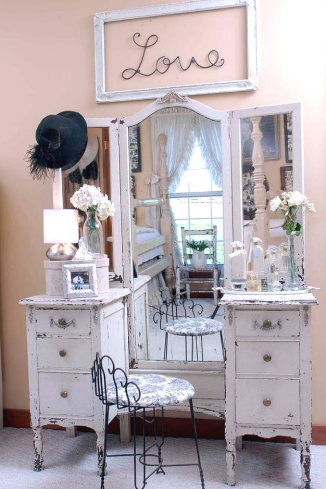 Groovy Shabby Chic Love Girlsshabbychicbathrooms Home Interior And Landscaping Transignezvosmurscom