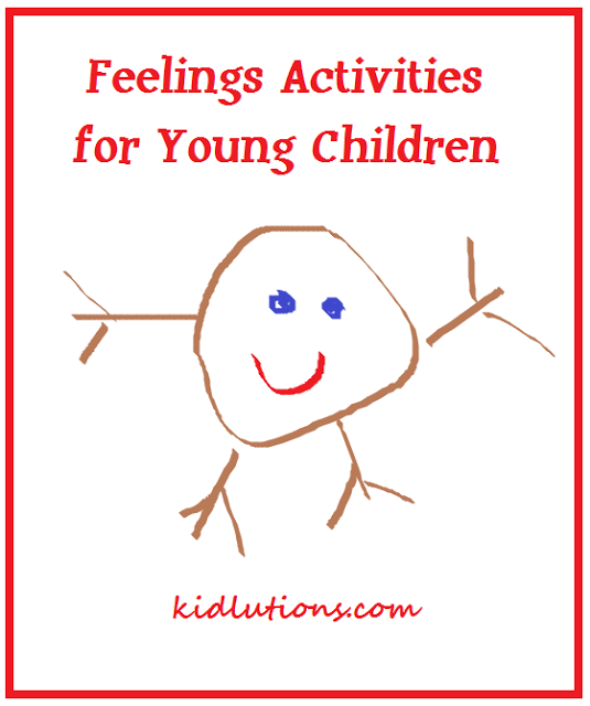 Feelings Activities for Young Children Great to help kids learn to ...