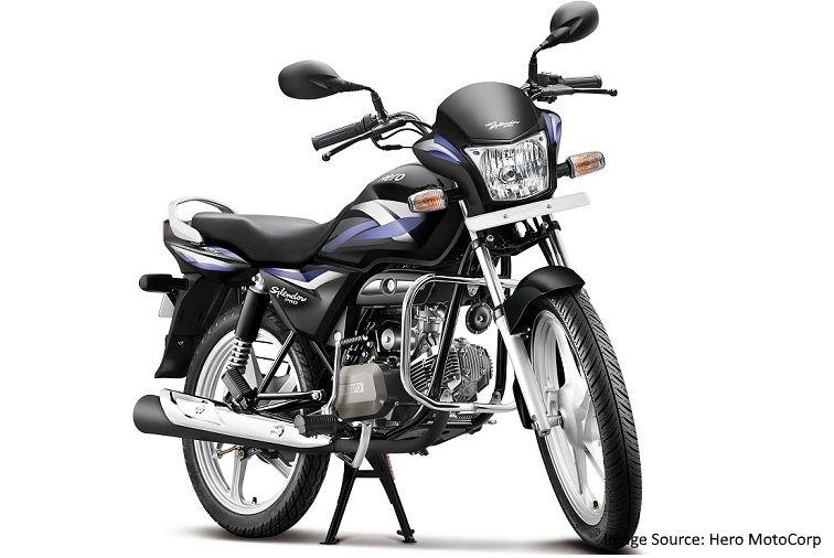 Hero Splendor Plus Hero Bike Price List In India New Bikes Modal