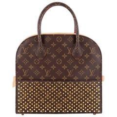 9129fa1ad3d9f Louis Vuitton Limited Edition Christian Louboutin Shopping Bag Calf Hair