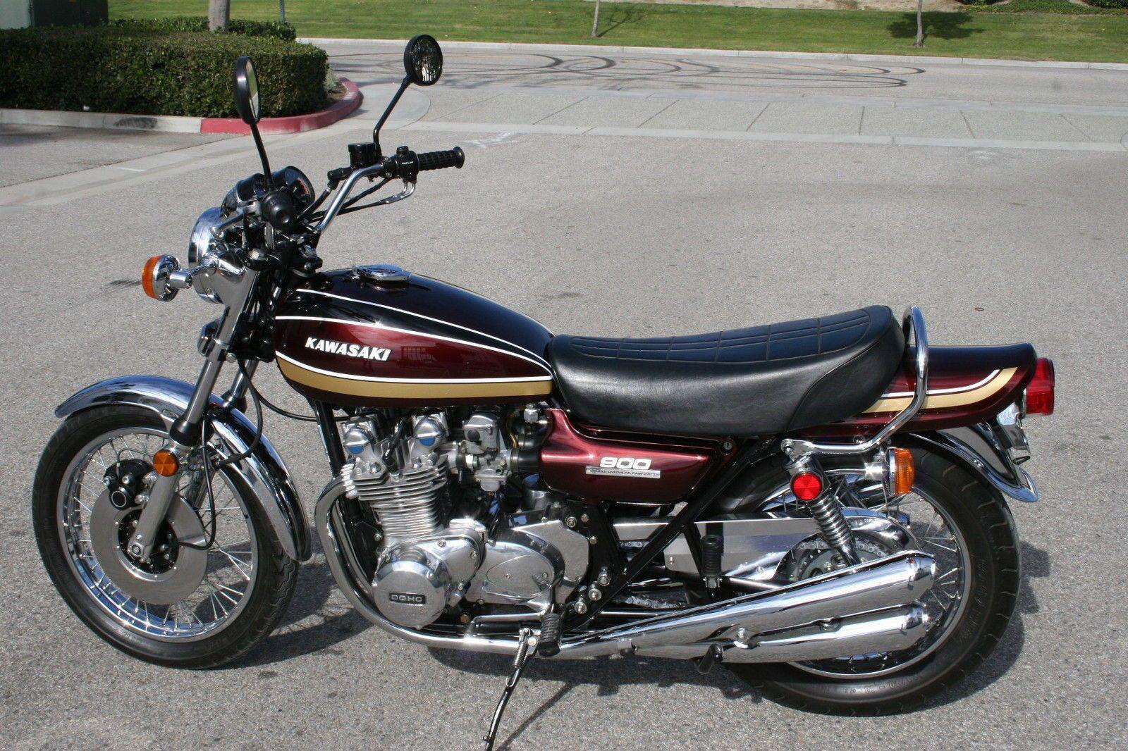 1975 KAWASAKI Z1B 900 GENUINE UK BIKE SAME ERA AS Z1 Z900