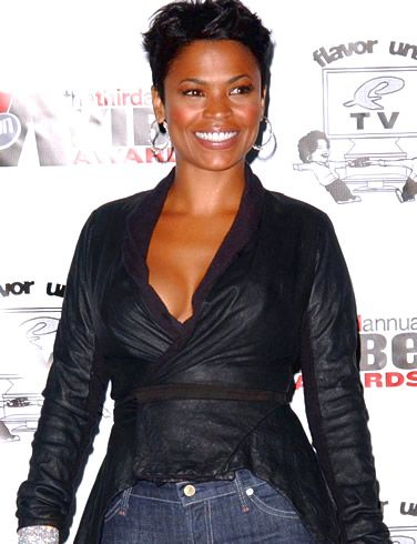 Would Nia Long Have Been Convincing As Elektra Nia Long Nia Long Hair Long Hair Styles