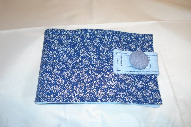 Blue Sewing Needle Case £3.50
