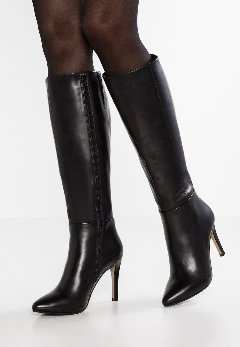 NOLITA High heeled boots black
