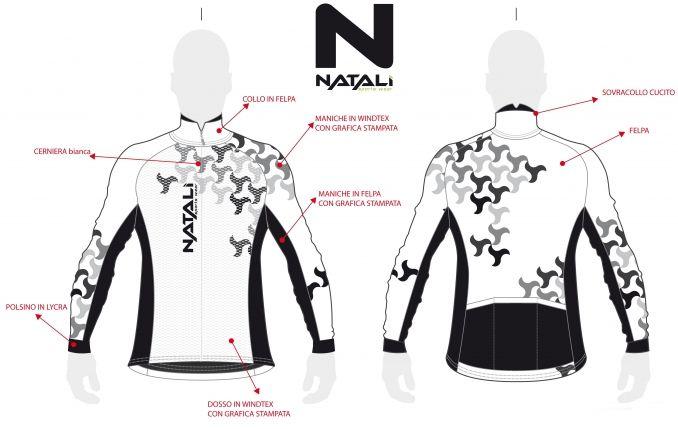 Winter Collection2015 Maglione Elastic 14 - maglificio natali #cycling # sportwear | Lycra, Felpa, Maniche