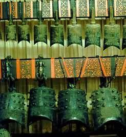 Ancient Bells at Wuhan