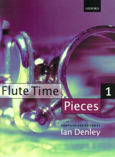 Flute Time Pieces 1 Flute Ed Denley At The Dukes Music Buckingham Milton Keynes Online Music Stores Music Online Time Piece