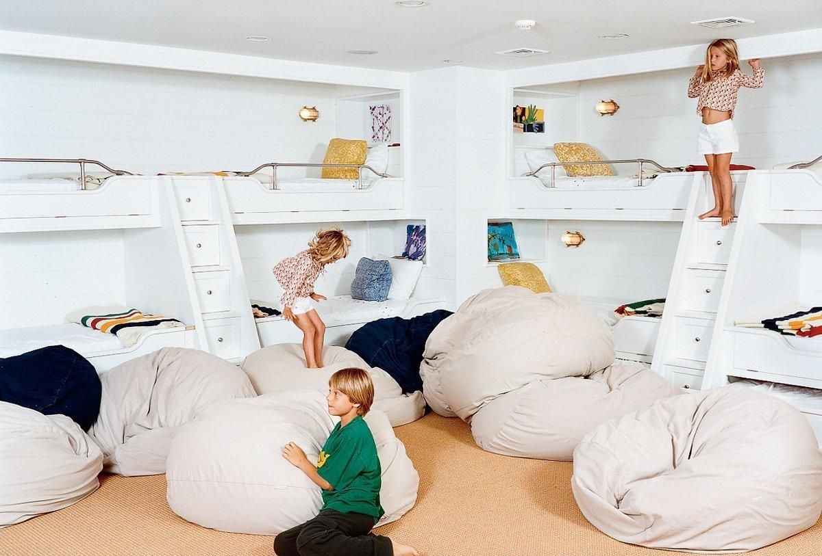 Best Children's Rooms and Nurseries in Vogue—Photos Kids