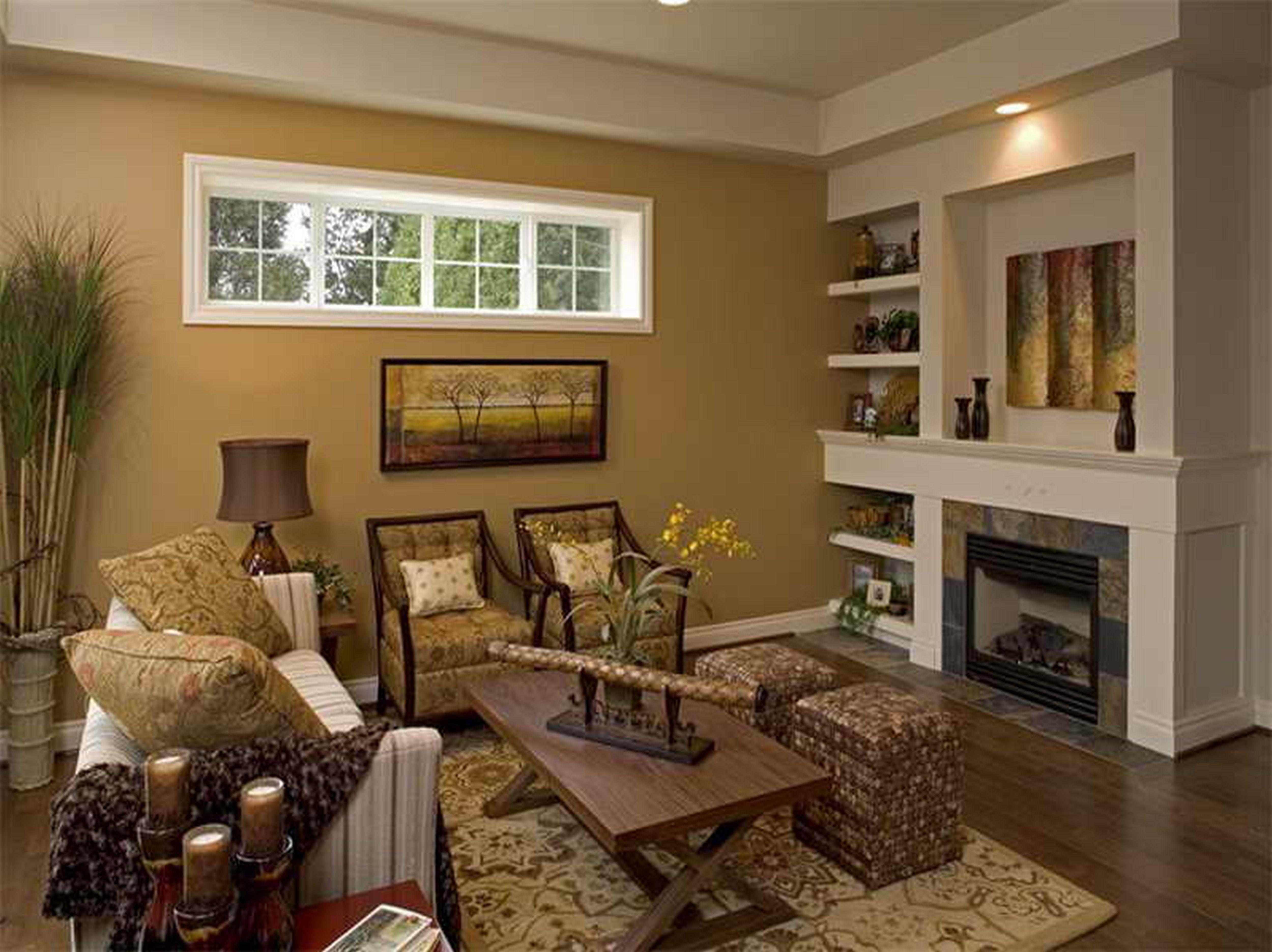 Wall Paint Ideas for Living Room - Decor IdeasDecor Ideas