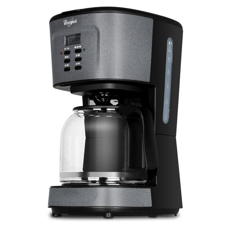 American Coffee Maker Machine Household Mini Drip Coffee Maker 1 5l High Capacity Cafeteira Espresso Machin In 2020 Coffee Maker Machine Coffee Maker Drip Coffee Maker