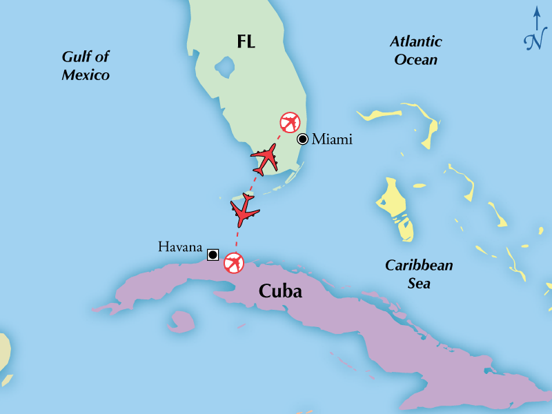 5 day havana face to face with miami