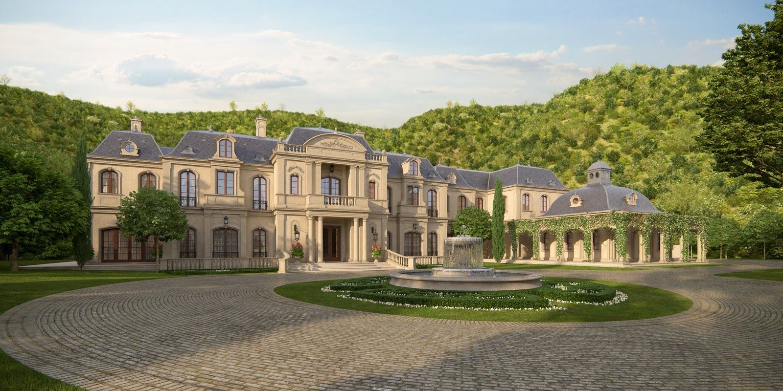 30000 sq ft house floor plan for Mega house plans
