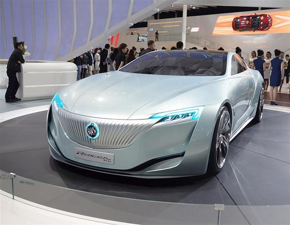 The Latest From Buick At The Shanghai Motor Show We Love It - We love cool cars