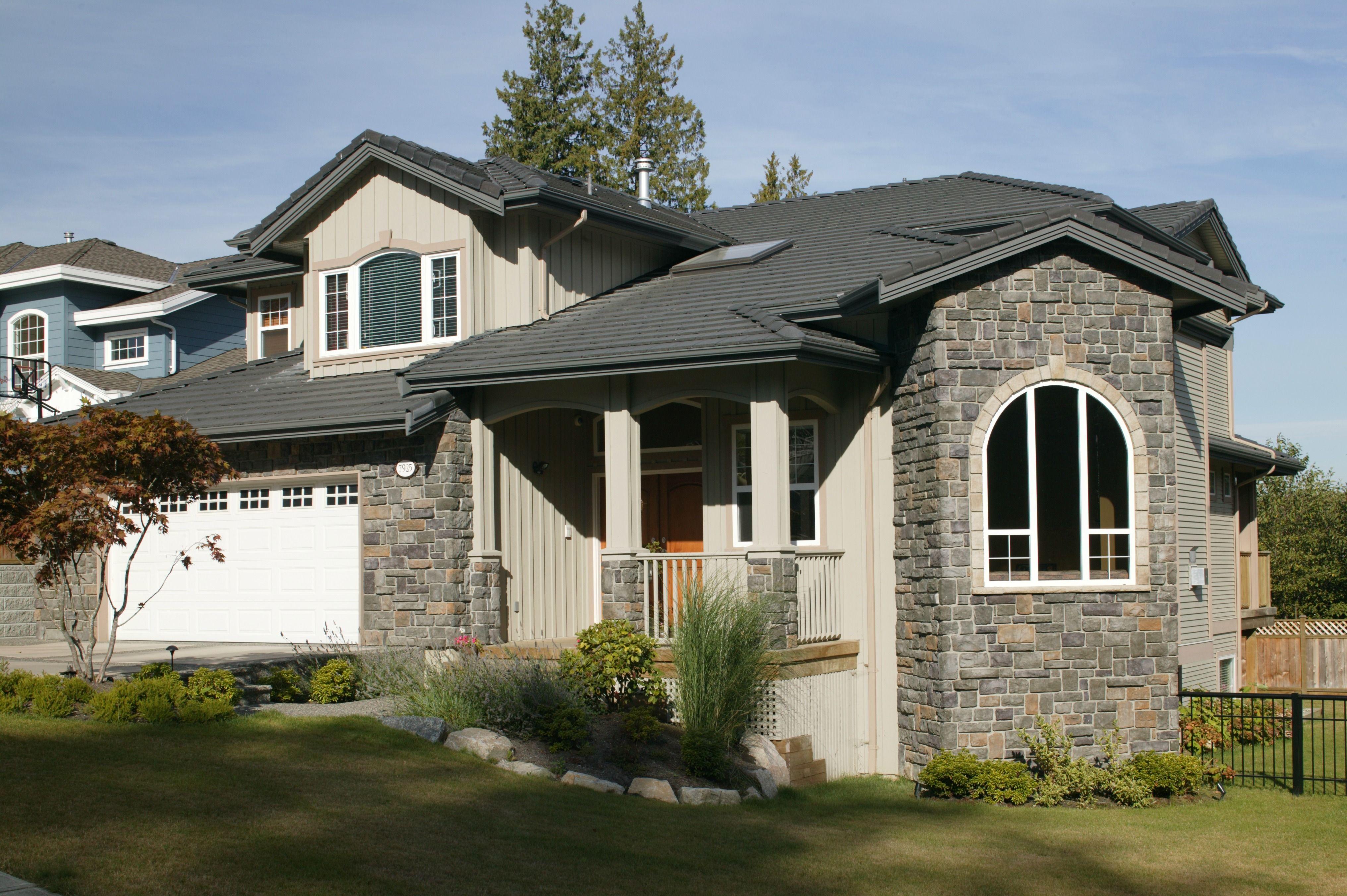 Roof Installation Cost Metal Roll Steel Roofing More Roof Installation House Exterior Exterior Stone