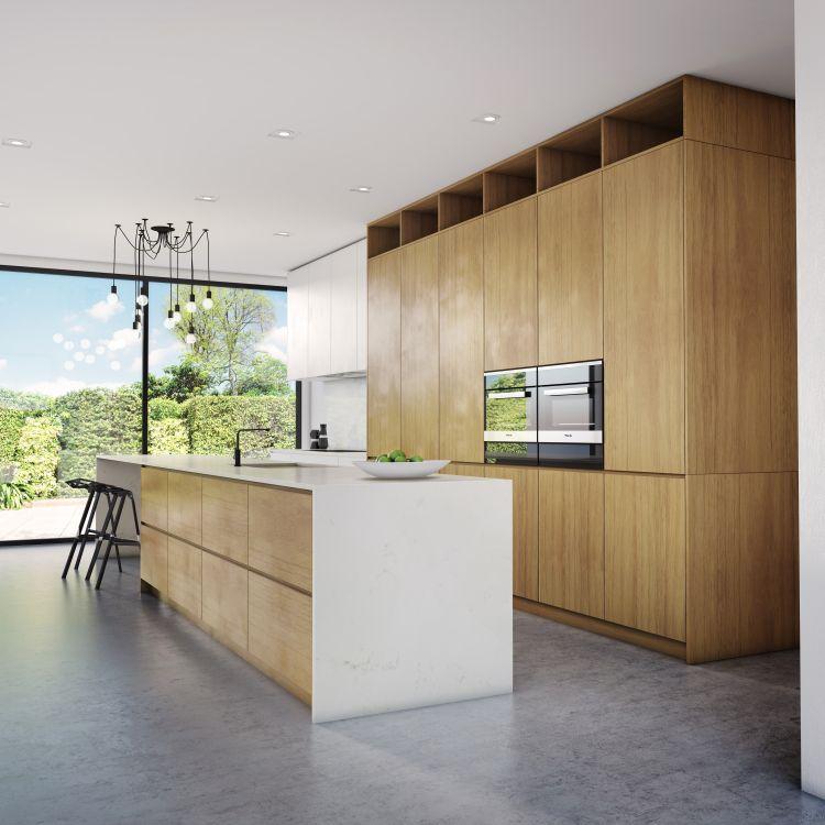 Turning Inspiration Into Creation Minimalist Kitchen Timber