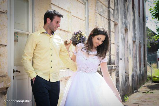 Fotografias de casamento. Vestido de Noiva de renda. #casamento
